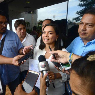 Denuncia CEN del PRD ante PGR a diputado federal 'verde' por coacción del voto en Cancún y documentan rebase de topes de campañas