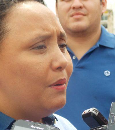 Asegura Cristina Torres que su gobierno no endeudará más a Solidaridad y se compromete a reducir gasto superfluo