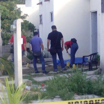AMANECE PLAYA CON OTRA EJECUCIÓN: A cinco días de la elección, matan a balazos a hombre en la puerta de su casa en Villas del Sol; no hay detenidos
