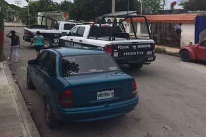 Reportan balazos contra otra vivienda en Villas Otoch de Cancún