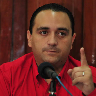 """""""ACATAREMOS CUALQUIER DECISIÓN DE LA SCJN"""": Rechaza Borge promover sistema anticorrupción al margen de la Federación"""