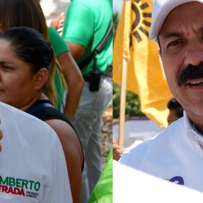 ABREN CONFLICTO POSELECTORAL EN CANCÚN: Anuncia Julián Ricalde que impugnará elección en Benito Juárez por entrega de despensas y compra de votos