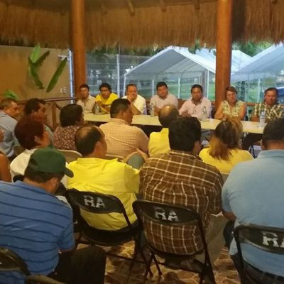 Ofrece PRD respaldo total al próximo gobierno de Luis Torres en OPB