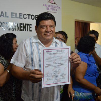 Rompeolas Extra: Los primeros de Luis Torres en Chetumal