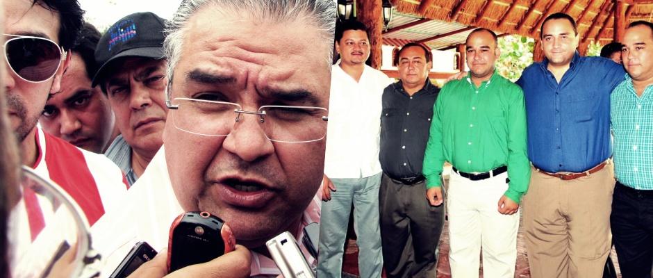 MEDIOS Y PERIODISTAS DEL BORGISMO, EN LA PICOTA: Piden en redes a Carlos Joaquín que no haya 'borrón y cuenta nueva' y que reestructure el SQCS