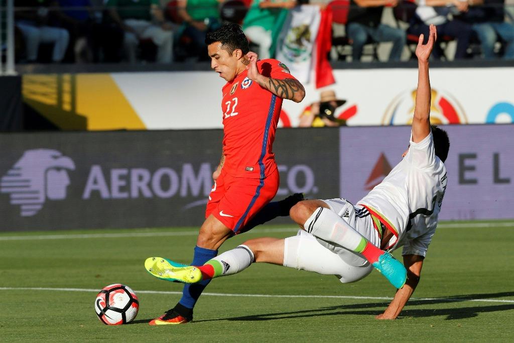 ¡LE DAN PURO CHILE A MÉXICO!: De forma humillante, 'La Roja' le pasa encima al Tri con sólo 7 goles a 0 para despedirlo de la Copa América por la puerta trasera