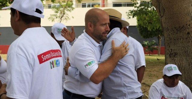 Designan a José de la Peña como nuevo dirigente del PVEM en Quintana Roo