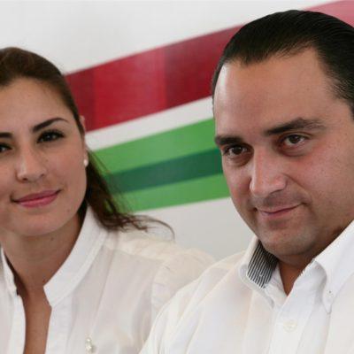 """""""HA SIDO UNA DE LAS DECISIONES MÁS DIFÍCILES DE NUESTRAS VIDAS"""": Hacia el fin de su gobierno, anuncia Borge separación de su esposa Mariana Zorrilla"""