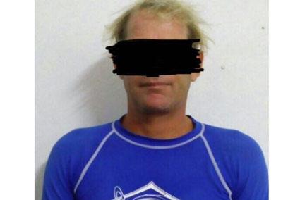 Detienen en Zona Hotelera de Cancún a prófugo de EU buscado por abuso sexual a 2 menores
