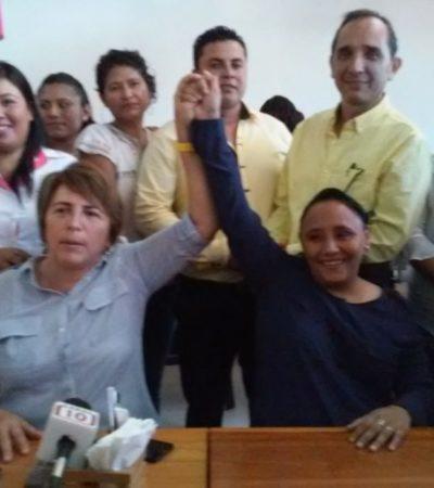 """""""ESTA ELECCIÓN FUE DE CIUDADANOS"""": Celebra Cristina Torres entrega de constancia de mayoría como alcaldesa de Solidaridad"""