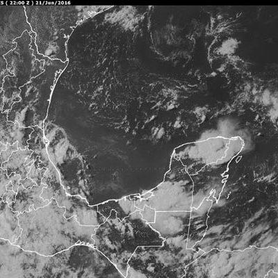 Anticipan lluvias en Quintana Roo y la península de Yucatán por la llegada de onda tropical #6