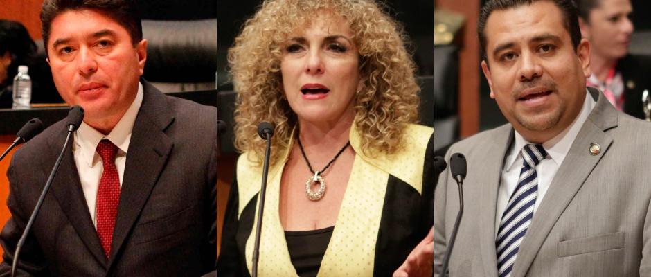VA 'MOCHA' LA LUCHA CONTRA LA CORRUPCIÓN: Aprueban Sistema Nacional Anticorrupción, pero dejan fuera el '3 de 3'; senadores de QR, para 'vergüenzas: Félix, en contra; suplente de 'El Niño Verde', en contra; y Beristaín, 'ausente'