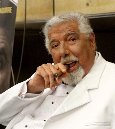 '!TA TA TA TA TA!': A los 82 años fallece Rubén Aguirre, el 'profesor Jirafales' del programa 'El Chavo del 8' y actor de muchos personajes más