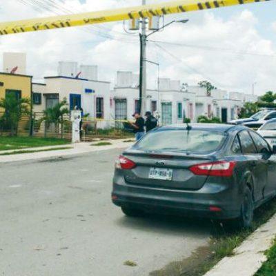 Con una bolsa en la cabeza, asesinan a un hombre en el baño de una vivienda de Cancún