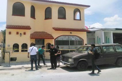 INSEGURIDAD EN CHETUMAL: En violento atraco a hermanos, roban $80 mil en vivienda del Fraccionamiento Caribe