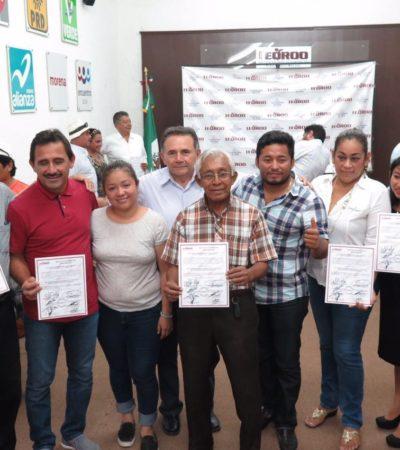 Tendrá Morena 12 regidores en 9 de los 11 municipios de Quintana Roo; dobletean en BJ, Solidaridad y OPB