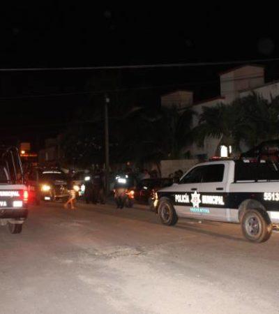 Comando armado roba a contratista mochila con 700 mil pesos en Cancún