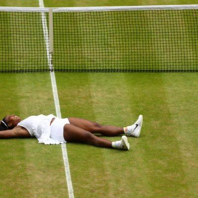 TRIUNFA SERENA WILLIAMS EN WIMBLEDON: La tenista logra 22 títulos de Grand Slam e iguala el récord de Steffi Graf
