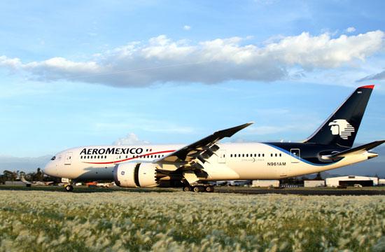 Por falla de la torre de control, casi se estrellan 2 aviones en la pista de aterrizaje del aeropuerto de Mérida