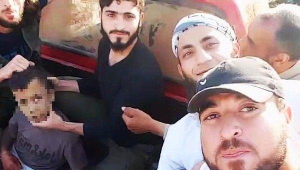 Rebeldes sirios decapitan a niño de 12 años en Alepo