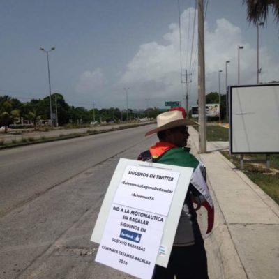 Contribuciones macondianas a la lucha ecologista en Quintana Roo: ¡cambiemos de lugar a Bacalar! | Por Gilberto Avilez Tax