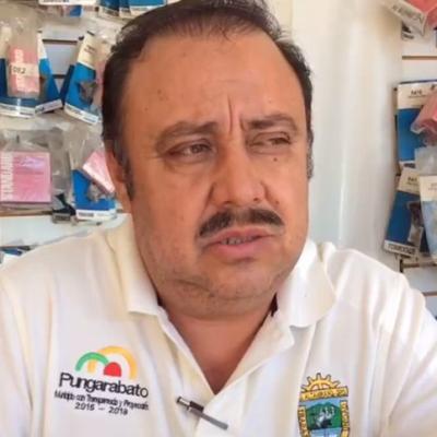 Reportan captura del presunto asesino del alcalde de Pungarabato
