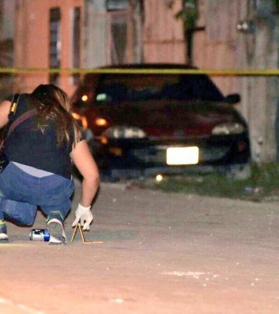 PRELIMINAR | BALEAN A PRESUNTO POLICÍA MUNICIPAL EN CANCÚN: Durante la madrugada, disparan contra un hombre en la Región 103