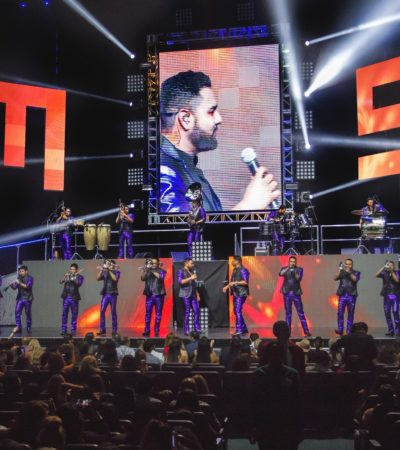 Balean en Polanco a vocalista de banda MS tras un concierto en el Auditorio Nacional