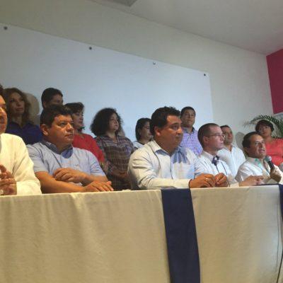 El senador Ávila ni se apunta ni se descarta, pero acota que su  compromiso es con toda la Península