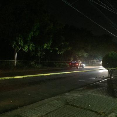 MATAN A BALAZOS A UN JOVEN EN MARTES INTENSO EN CANCÚN: En un confuso incidente en la SM 50, hieren a un hombre, pero muere camino al hospital