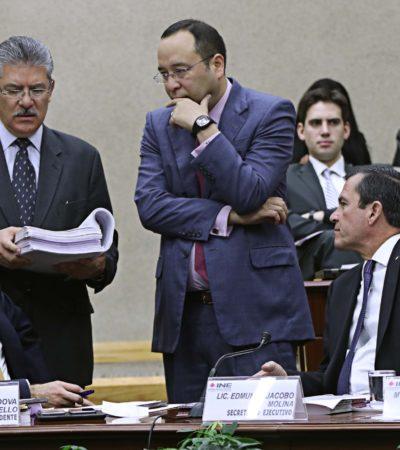 Sanciona INE a partidos por gastos millonarios en Facebook y otros esquemas de rebase de topes de campaña