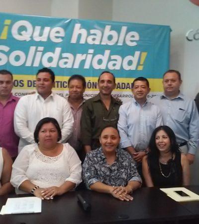 Lanza Cristina Torres convocatoria para integrar Plan de Gobierno para Solidaridad