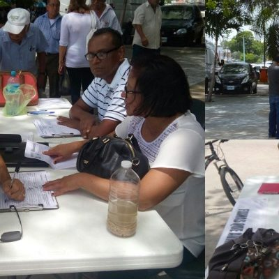 """UNO ESTÁ MANDANDO A LOS OTROS DOS"": Inicia campaña de recolección de firmas para exigir desaparición de poderes en Quintana Roo tras excesos de Borge"
