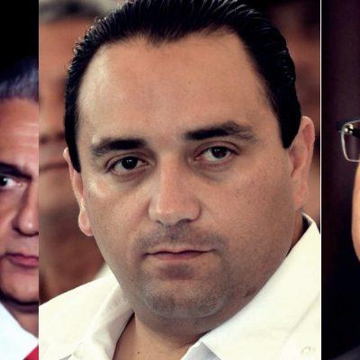 METEN PRESIÓN CONTRA BORGE Y LOS DUARTE: Urge PRI y su bancada en el Senado a la SCJN actuar contra gobernadores corruptos
