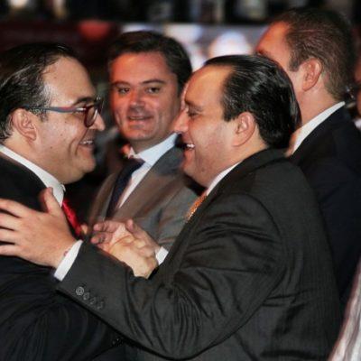 Exige PRD a Segob y al propio PRI meter al 'orden' a los gobernadores de Quintana Roo y Veracruz