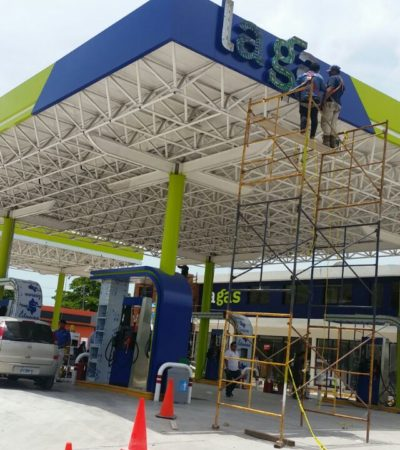 SE EXPANDE 'LA GAS' EN CANCÚN: Llega a QR nueva franquicia de gasolineras que ya opera en Campeche y Yucatán