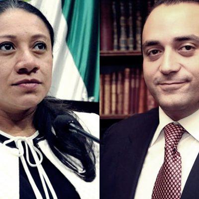 Opacidad, principal característica del gobierno de Borge, acusa diputada federal
