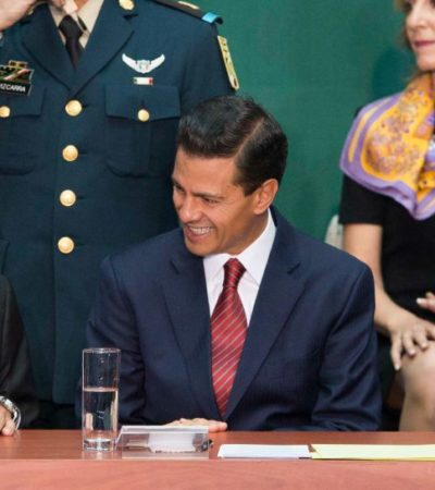 """""""EN CARNE PROPIA SENTÍ LA IRRITACIÓN"""": Al promulgar el nuevo sistema anticorrupción, Peña pide perdón """"con toda humildad"""" por la indignación que causó la 'Casa Blanca'"""