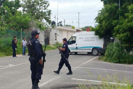 Muere hombre en Playa del Carmen al caer de un árbol e la colonia Ejidal