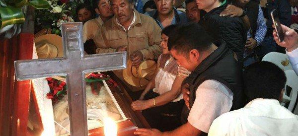 Con los Alcaldes de Chamula y Pungabarato, suman 43 los asesinados desde el 2003 en México