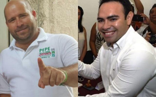Valida Tribunal Electoral de QR triunfo de José de la Peña y Carlos Toledo en los distritos VIII y IX