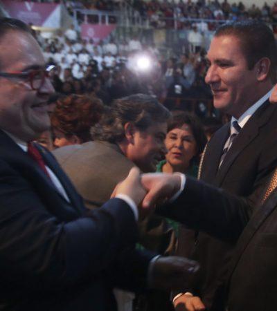 VA PEÑA NIETO CONTRA DUARTE Y BORGE: Presenta ante la SCJN acciones de inconstitucionalidad contra 'paquetes de impunidad' de gobiernos de Veracruz y QR