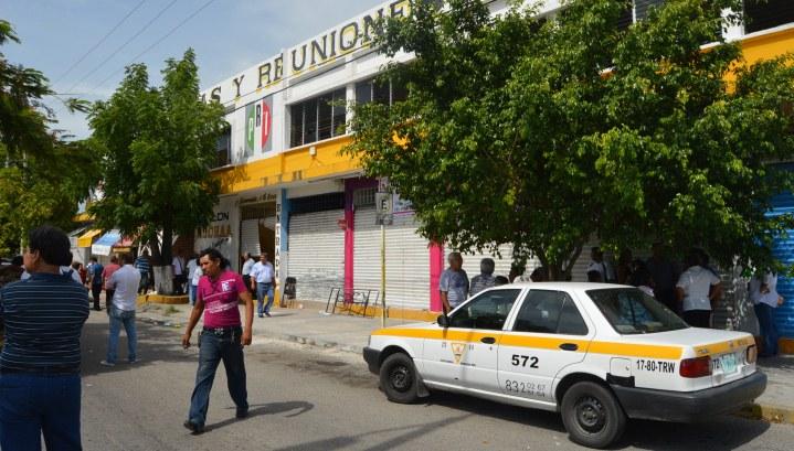 Ex dirigentes quieren saquear el Suchaa, denuncian taxistas