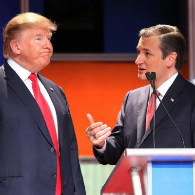 """""""VOTEN SEGÚN SU CONCIENCIA"""": Abuchean republicanos a Ted Cruz por no respaldar candidatura de Donald Trump"""
