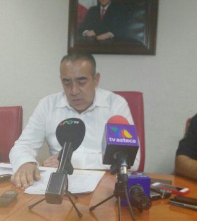 "EXHIBE EJECUCIÓN DE CAPELINE 'NEXOS OSCUROS' EN GOBIERNO DE BORGE: Asesinato de director de Gobierno apunta a delincuencia organizada, dice Fiscal; condena Gobernador ataque y promete ""castigo que merecen"" a responsables"
