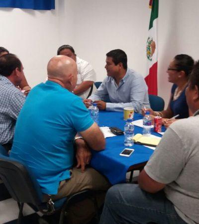 Se reúnen regidores panistas, salientes y electos, para preparar el cambio de gobierno en OPB