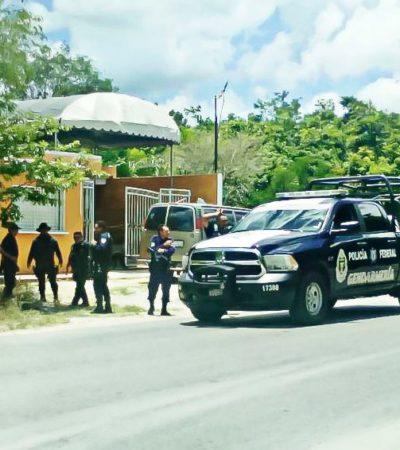 CONTINÚA INFRUCTUOSA BÚSQUEDA DE REOS FUGADOS: A cinco días del escape de la cárcel de Cancún, aún falta por encontrar a 8 peligrosos reclusos