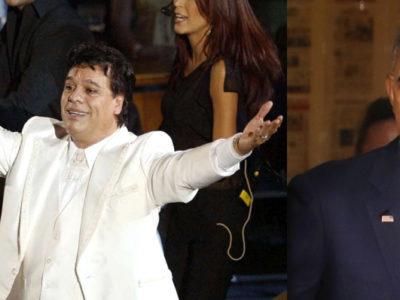 """""""SU MÚSICA SUENA A HOGAR… FUE UNO DE LOS MÁS GRANDES"""": Lamenta Obama muerte de Juan Gabriel"""