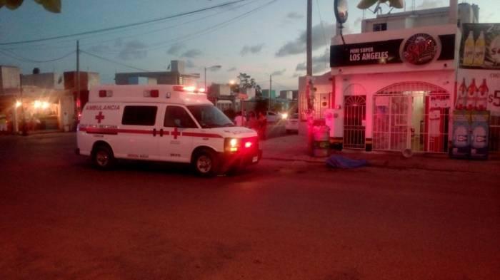 INSEGURIDAD EN CANCÚN: Hombre asesinado en Villas del Mar 3 trataba de impedir un robo a una tienda