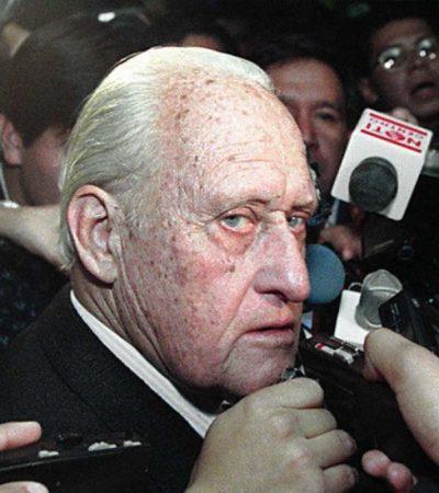 MUERE JOAO HAVELANGE A LOS 100 AÑOS: El ex dirigente de la FIFA falleció a consecuencia de una neumonía en un hospital de Brasil